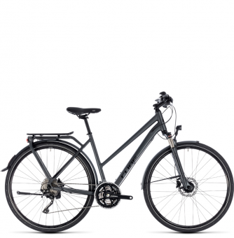 Велосипед Cube Kathmandu Pro (2018) iridium´n´black