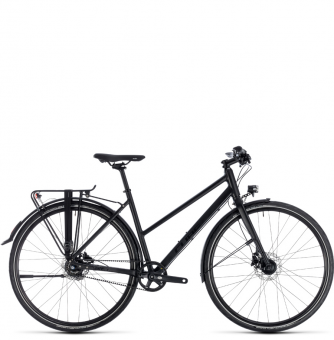 Велосипед Cube Travel SL Trapeze (2018)