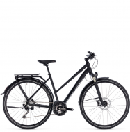 Велосипед Cube Kathmandu SL Trapeze (2018)