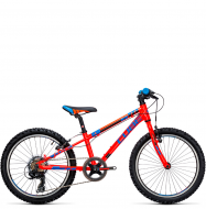 Детский велосипед Cube KID 200 (2018) action team