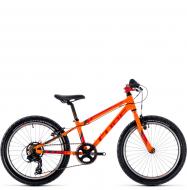 Детский велосипед Cube KID 200 (2018) orange´n´red