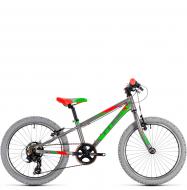 Детский велосипед Cube KID 200 (2018) grey´n´green