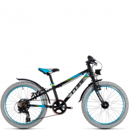 Детский велосипед Cube KID 200 Allroad (2018) black´n´blue