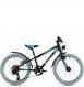 Детский велосипед Cube KID 200 Allroad (2018) black´n´blue 1