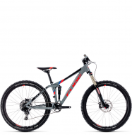 Подростковый велосипед Cube STEREO 140 Youth (2018)