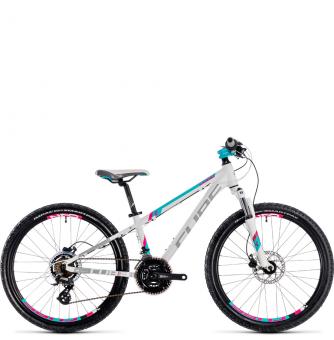 Подростковый велосипед Cube Kid 240 Disc Girl (2018)