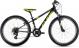 Подростковый велосипед Cube Kid 240 (2018) black´n´flashyellow 1