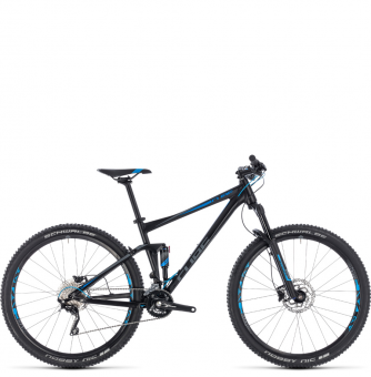 Велосипед Cube Stereo 120 HPA 29 (2018)