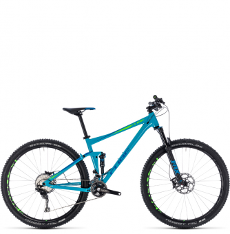 Велосипед Cube Stereo 120 HPA Race 29 (2018)