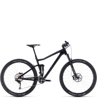Велосипед Cube Stereo 120 HPC SL 27.5 (2018)