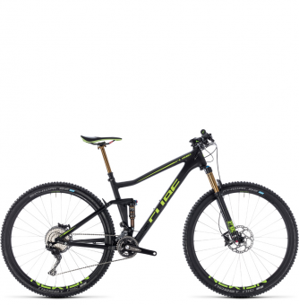 Велосипед Cube Stereo 120 HPC SLT 29 (2018)