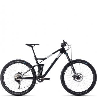 Велосипед Cube Stereo 140 HPC SL 27.5 (2018)