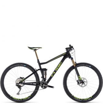 Велосипед Cube Stereo 120 HPC SLT 27.5 (2018)