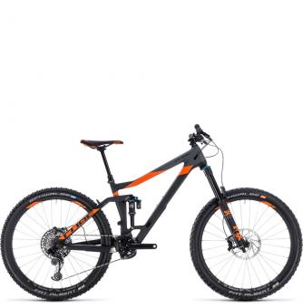Велосипед Cube Stereo 160 C62 TM 27.5 (2018)