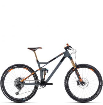 Велосипед Cube Stereo 140 HPC TM 27.5 (2018)