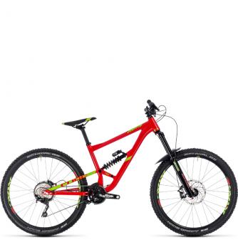 Велосипед Cube Hanzz 190 Race 27.5 (2018)