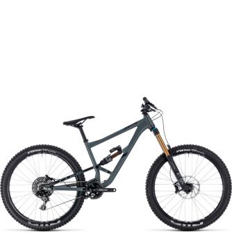 Велосипед Cube Hanzz 190 TM 27.5 (2018)