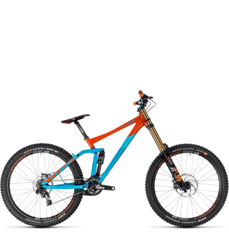 Велосипед Cube Two15 HPA SL 27.5 (2018)