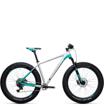 Фэтбайк Cube Nutrail Pro (2018)
