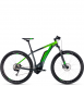 Электровелосипед Cube Reaction Hybrid Pro 400 29 (2018) iridium´n´green 1