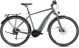 Электровелосипед Cube Touring Hybrid One 400 (2018) frostgreen´n´silver 1