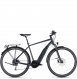 Электровелосипед Cube Touring Hybrid One 400 (2018) iridium´n´black 1