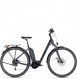 Электровелосипед Cube Touring Hybrid One 400 Easy Entry (2018) iridium´n´black 1