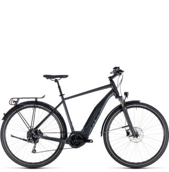 Электровелосипед Cube Touring Hybrid One 500 (2018) iridium´n´black