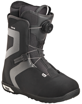 Ботинки для сноуборда Head One Boa black/grey (2018)
