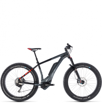 Электровелосипед Cube Nutrail Hybrid 500 (2018)