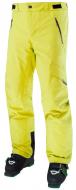Брюки мужские Head SAPPORO Men Pants yellow (2017)