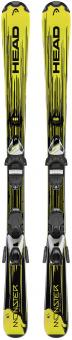 Горные лыжи Head Monster SLR2 + Крепления SLR 4.5 AC (2018)