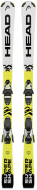 Горные лыжи Head Supershape SLR2 + Крепления SLR 7.5 AC (2018)