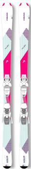 Горные лыжи Head Easy Joy SLR2 + Крепления SLR 9.0 AC (2018)