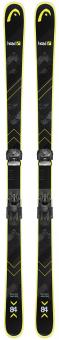 Горные лыжи Head Frame Wall + Крепления Attack 11 GW (2018)