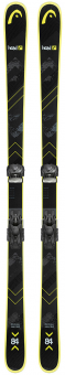 Горные лыжи Head Frame Wall + Крепления Attack 13 GW (2018)