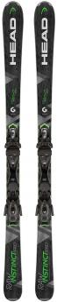 Горные лыжи Head Raw Instinct Ti Pro AB + PR 11 MBS (2018)