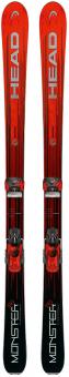 Горные лыжи Head Monster 88 Ti + Крепления Attack 14 AT (2018)