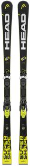 Горные лыжи Head Supershape i.Speed MFPR + PRD 12 MBS (2018)