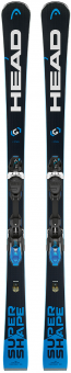 Горные лыжи Head Supershape i.Titan MFPR + PRD 12 (2018)