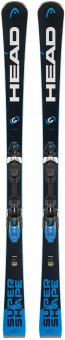 Горные лыжи Head Supershape i.Titan MFPR + PRD 12 MBS (2018)