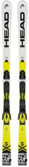 Горные лыжи Head Worldcup Rebels i.GSR AB + PRD 12 MBS (2018)