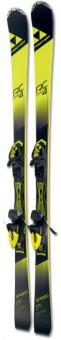 Лыжи Fischer RC4 Speed JR SLR 2 JR + FJ4 AC SLR 74 [I] (2018)