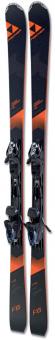Лыжи Fischer Progressor F16 + крепления RS10 78 [G] (2018)
