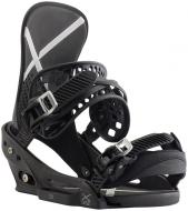 Крепления для сноуборда Burton X-base EST black (2018)