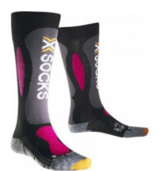 Носки X-Socks Ski Carving Silver Lady (2017)