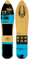 Сноуборд Burton The Throwback (2018)