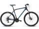 Велосипед Kross Hexagon 3 (2018) black/navy blue/blue matte 1