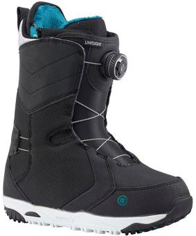 Ботинки для сноуборда Burton Limelight Boa black (2018)