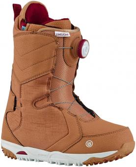 Ботинки для сноуборда Burton Limelight Boa blush (2018)
